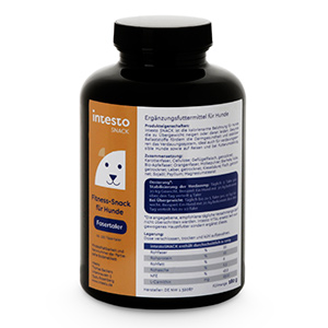 intesto-Produkt-Fittnesssnack-Hunde
